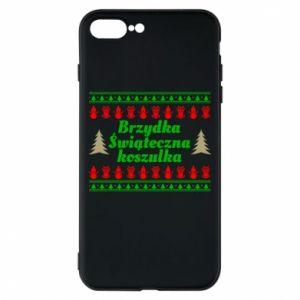 Etui na iPhone 8 Plus Brzydka świąteczna koszulka