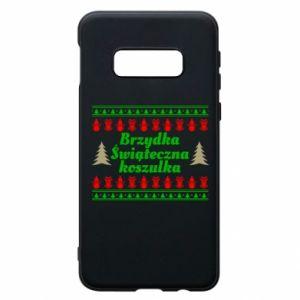 Etui na Samsung S10e Brzydka świąteczna koszulka