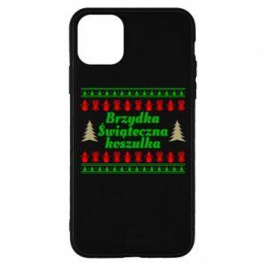 Etui na iPhone 11 Pro Brzydka świąteczna koszulka