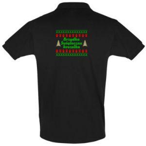 Koszulka Polo Brzydka świąteczna koszulka