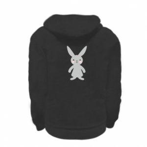 Bluza na zamek dziecięca Bunny for her