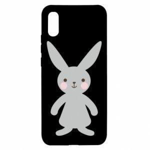 Etui na Xiaomi Redmi 9a Bunny for her