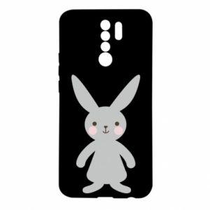 Etui na Xiaomi Redmi 9 Bunny for her