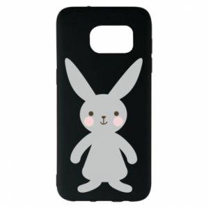 Etui na Samsung S7 EDGE Bunny for her