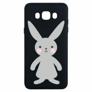 Etui na Samsung J7 2016 Bunny for her