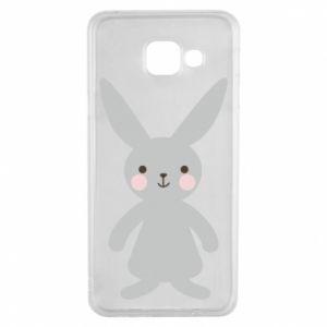 Etui na Samsung A3 2016 Bunny for her