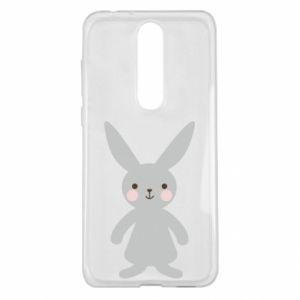 Etui na Nokia 5.1 Plus Bunny for her