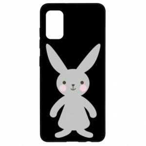Etui na Samsung A41 Bunny for her