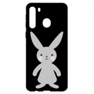 Etui na Samsung A21 Bunny for her