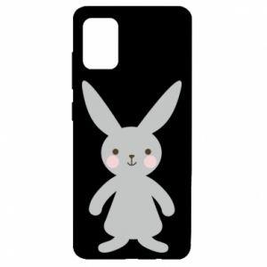 Etui na Samsung A51 Bunny for her