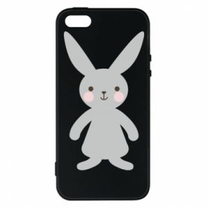 Etui na iPhone 5/5S/SE Bunny for her