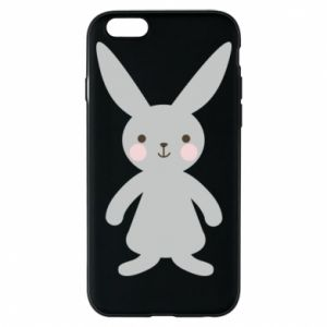 Etui na iPhone 6/6S Bunny for her