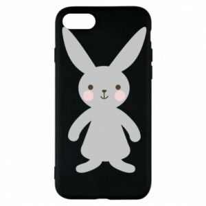 Etui na iPhone 7 Bunny for her