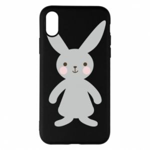 Etui na iPhone X/Xs Bunny for her