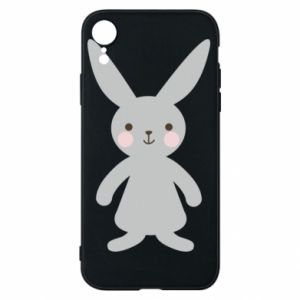 Etui na iPhone XR Bunny for her
