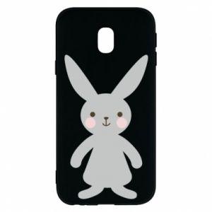 Etui na Samsung J3 2017 Bunny for her