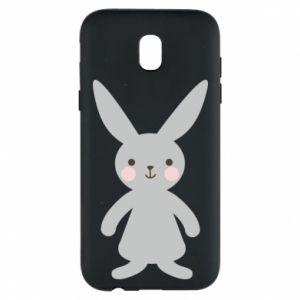 Etui na Samsung J5 2017 Bunny for her