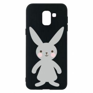 Etui na Samsung J6 Bunny for her