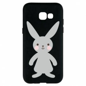 Etui na Samsung A5 2017 Bunny for her