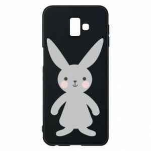 Etui na Samsung J6 Plus 2018 Bunny for her