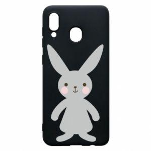 Etui na Samsung A30 Bunny for her