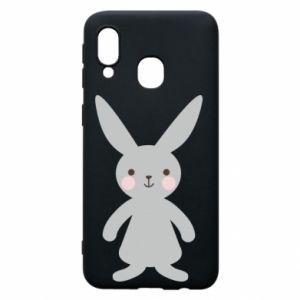 Etui na Samsung A40 Bunny for her