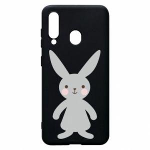 Etui na Samsung A60 Bunny for her
