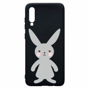 Etui na Samsung A70 Bunny for her