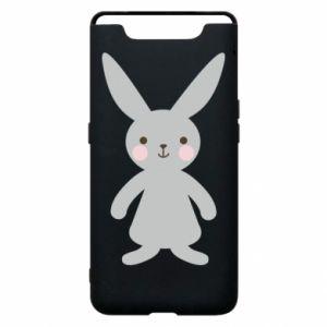 Etui na Samsung A80 Bunny for her