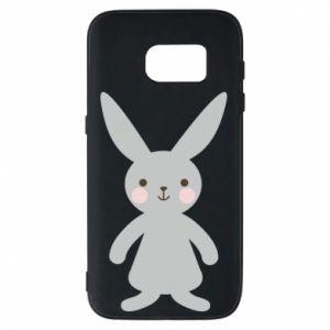 Etui na Samsung S7 Bunny for her