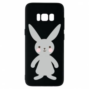 Etui na Samsung S8 Bunny for her