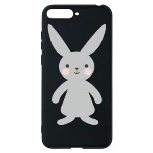 Etui na Huawei Y6 2018 Bunny for her