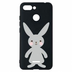 Etui na Xiaomi Redmi 6 Bunny for her