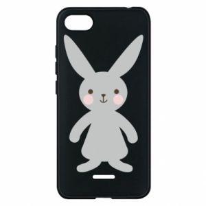Etui na Xiaomi Redmi 6A Bunny for her