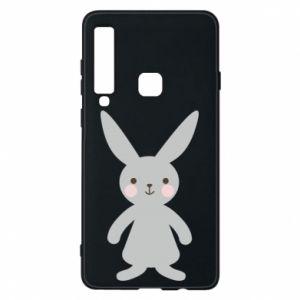 Etui na Samsung A9 2018 Bunny for her