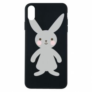Etui na iPhone Xs Max Bunny for her