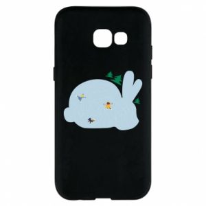 Phone case for Samsung A5 2017 Bunny
