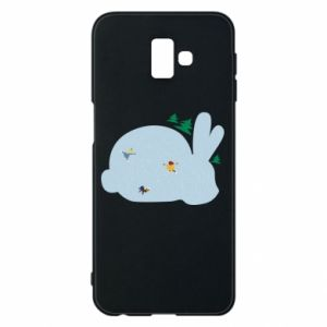 Phone case for Samsung J6 Plus 2018 Bunny