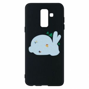 Phone case for Samsung A6+ 2018 Bunny