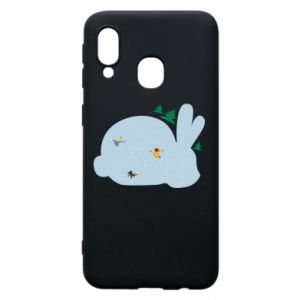 Phone case for Samsung A40 Bunny