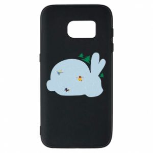 Phone case for Samsung S7 Bunny