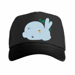 Trucker hat Bunny
