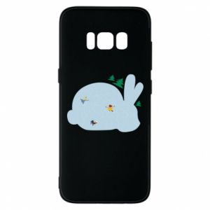 Phone case for Samsung S8 Bunny