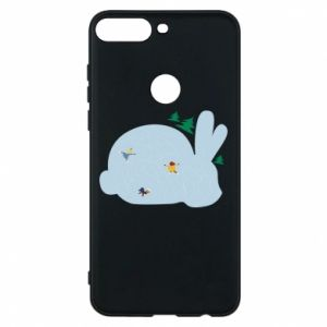 Phone case for Huawei Y7 Prime 2018 Bunny