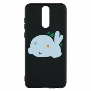 Phone case for Huawei Mate 10 Lite Bunny