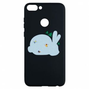 Phone case for Huawei P Smart Bunny