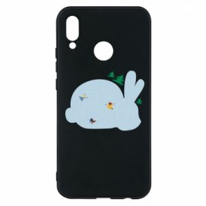 Phone case for Huawei P20 Lite Bunny