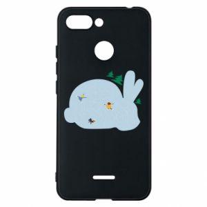 Phone case for Xiaomi Redmi 6 Bunny - PrintSalon
