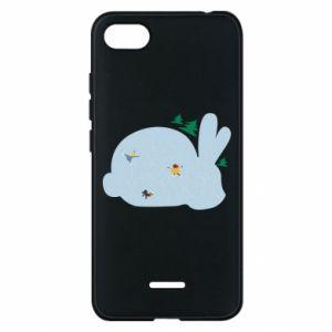 Phone case for Xiaomi Redmi 6A Bunny