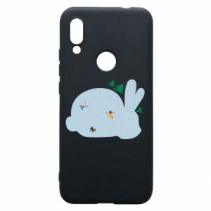 Phone case for Xiaomi Redmi 7 Bunny - PrintSalon